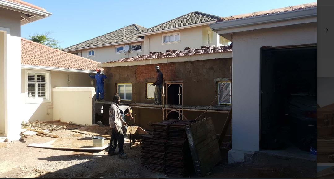 ADD Construction - House Bailey project