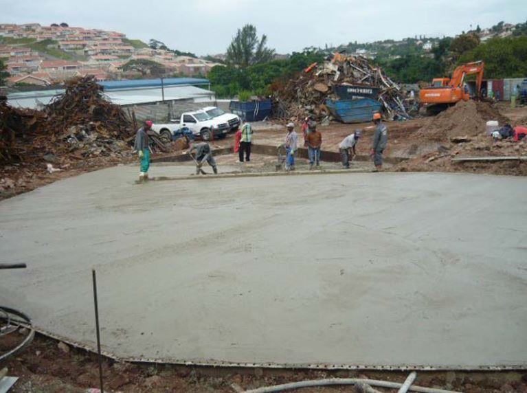 ADD Construction - Group Wreck