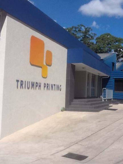 ADD Construction - Triumph Printing